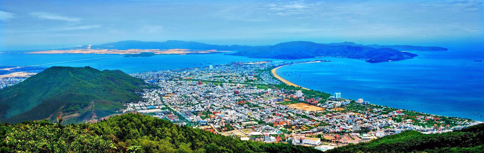 Thành Phố Quy Nhơn tỉnh Bình Định nơi dự án FLC Quy Nhơn xây dựng