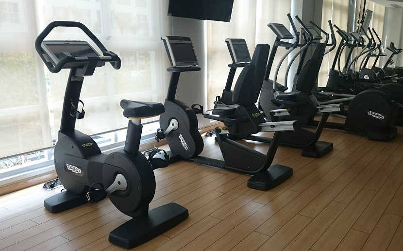 Phòng Gym Happy Valley quận 7