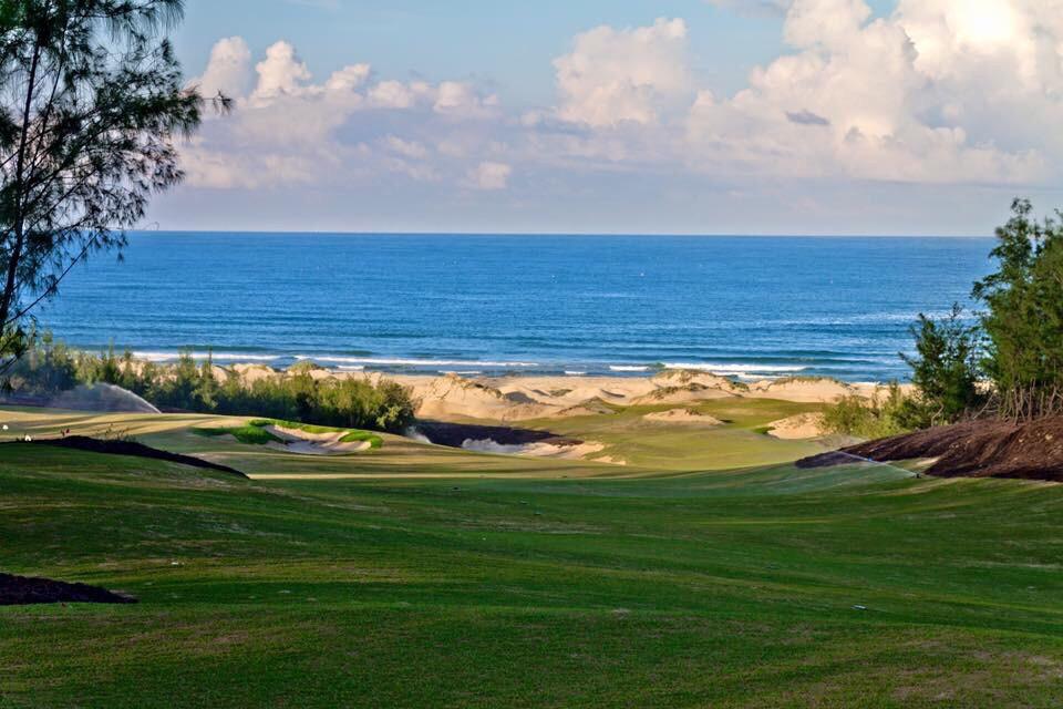 Sân golf FLC Quy NHơn do Nicklaus thiết kế