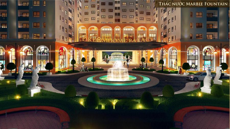 thác nước dreamhome palace quận 8