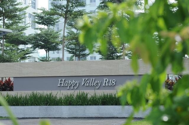 căn hộ cao cấp Happy Valley quận 7