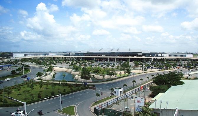 sân bay tân sơn nhất gần Samland airport gò vấp