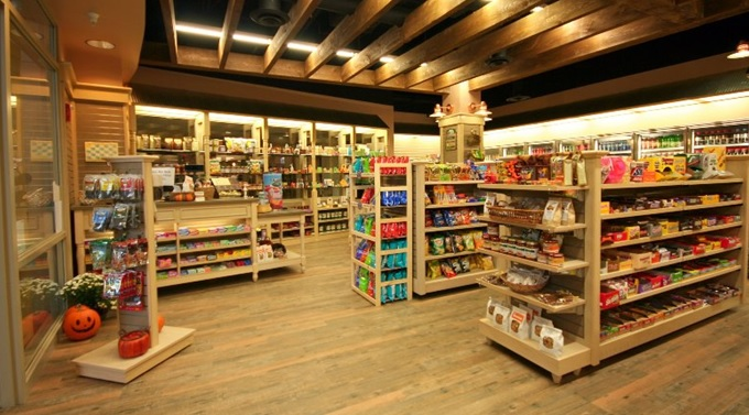 siêu thị gần Samland airport