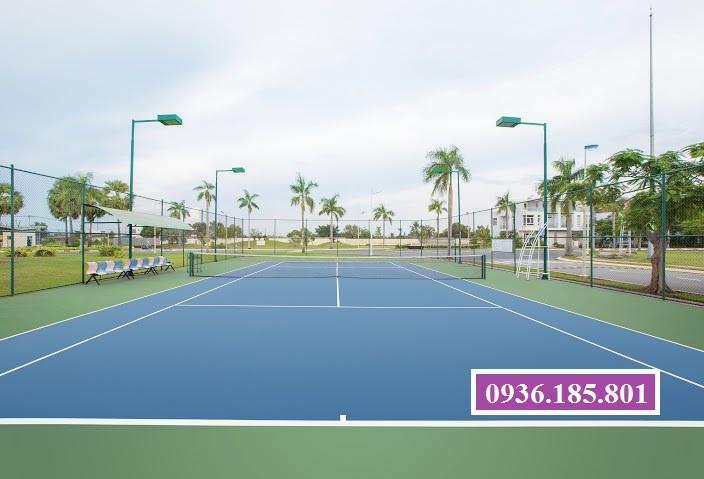 Sân Tennis Villas Park