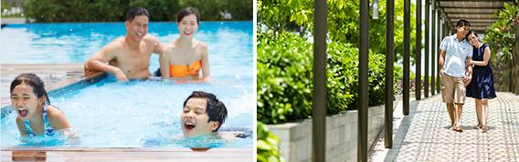 Cuộc sống hạnh phúc tại Lucasta Khang Điền quận 9