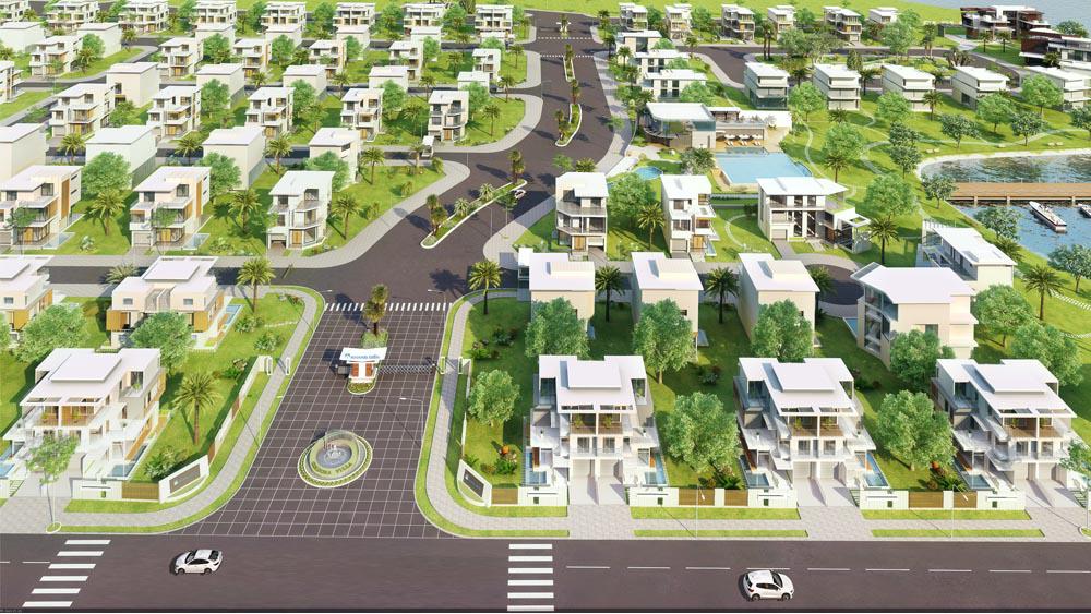 Dự án biệt thự sinh thái kết hợp nghỉ dưỡng cao cấp Lucasta Khang Điền quận 9