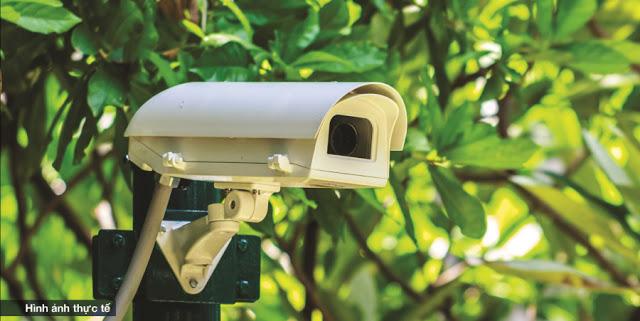 An ninh khu compound biệt thự 2 mặt giáp sông đảm bảo an toàn cho cư dân tại Park Riverside