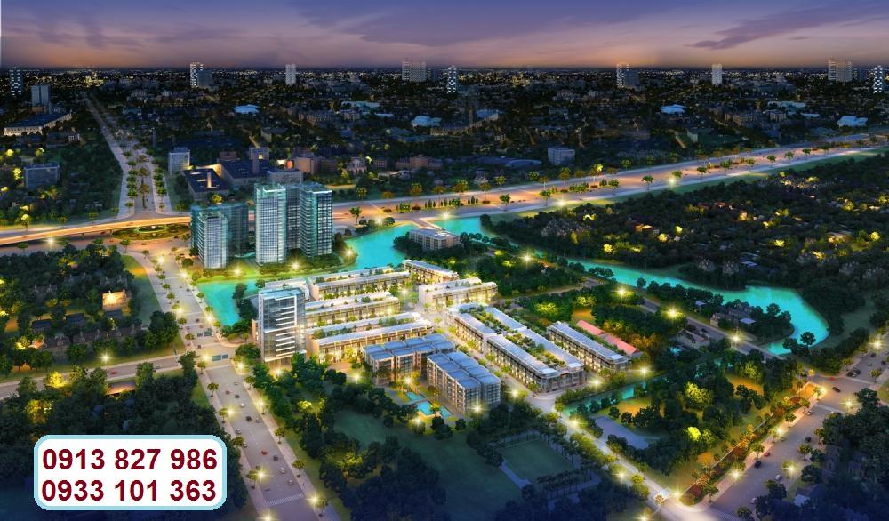 Quy mô choáng ngợp của dự án đất nền Centana Điền Phúc Thành quận 9