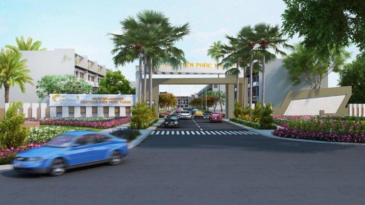 Cổng chào Centana Điền Phúc Thành quận 9