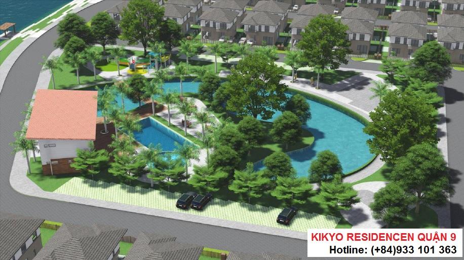 Biệt thự Kikyo Residence quận 9