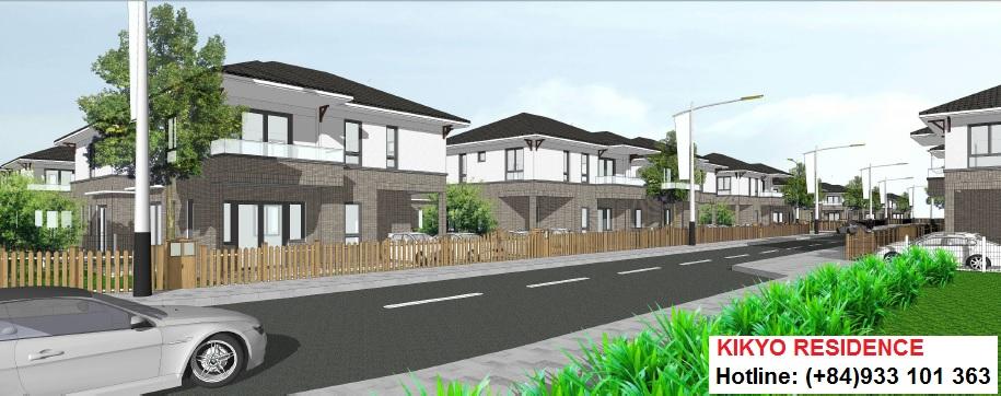 Cộng đồng Kikyo Residence quận 9