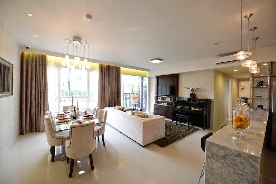 Thiết kế căn hộ masteri thào điền( metropolis thảo điền)