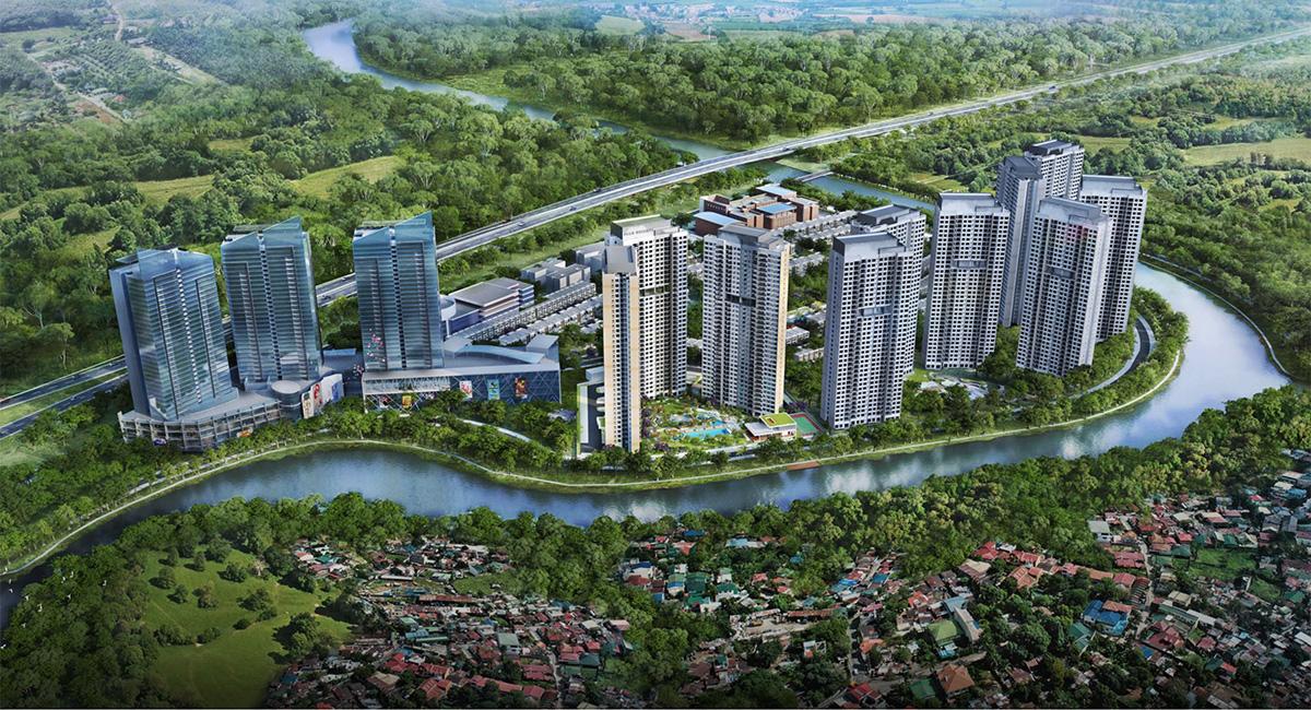 Dự án của Singapore ăn theo đường song hành, gần Merita Khang Điền