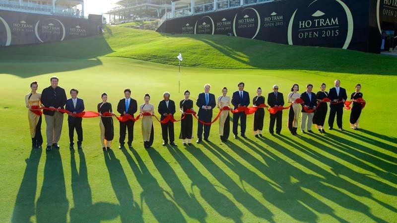 Sân Golf Buffs thách thức golf thủ thế giới