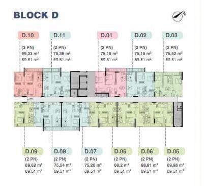 block D du an can ho jamila khang dien quan 9