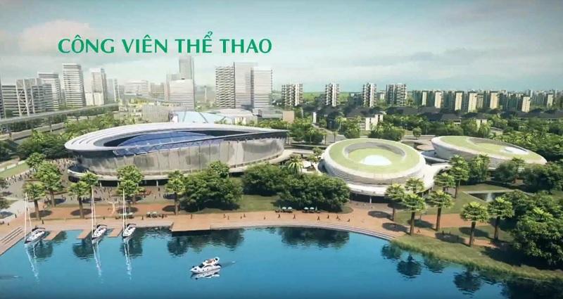 cong vien the thao swanpark dong nai