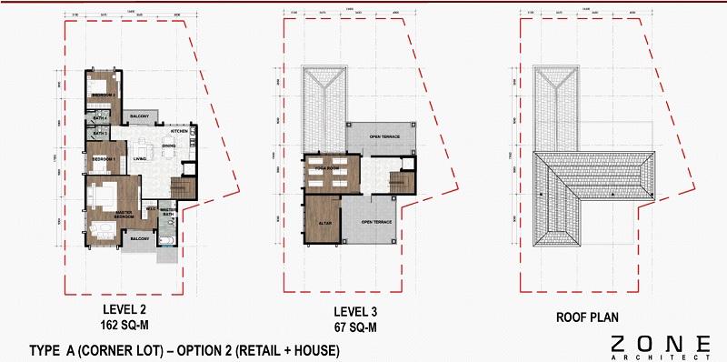 layout thiet ke kingcrown thao dien tang 2