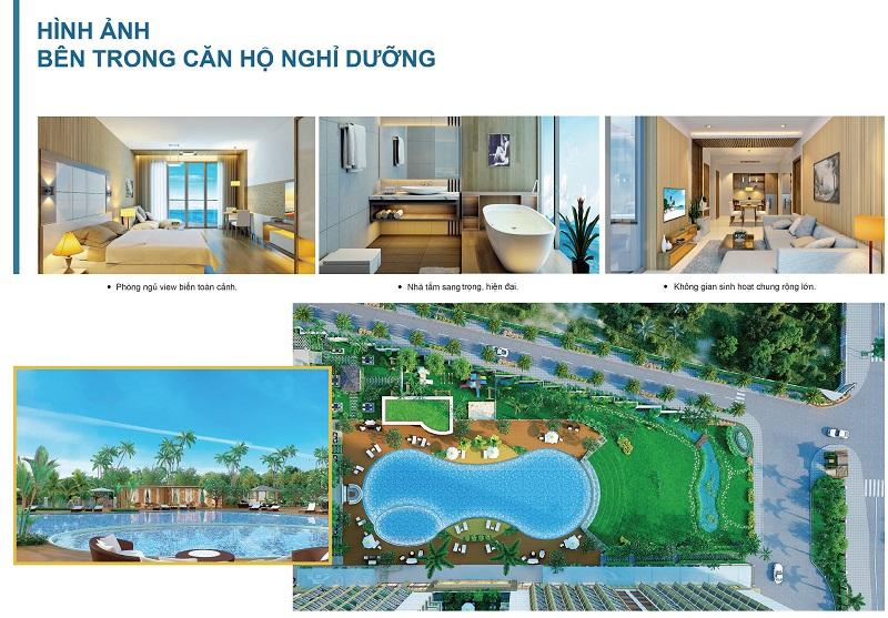 can ho nghi duong the long hai resort cao cap