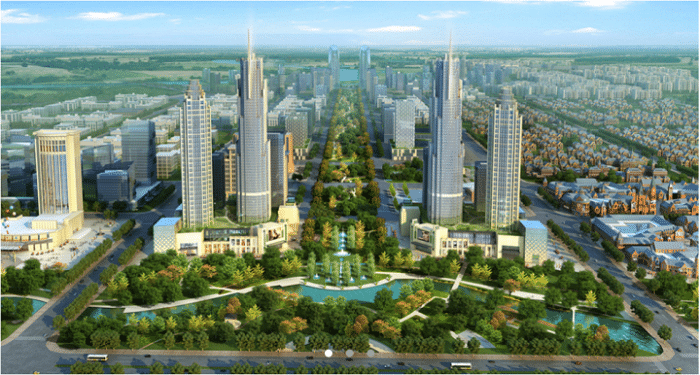 shenshui eco technology innovation city cua cfld