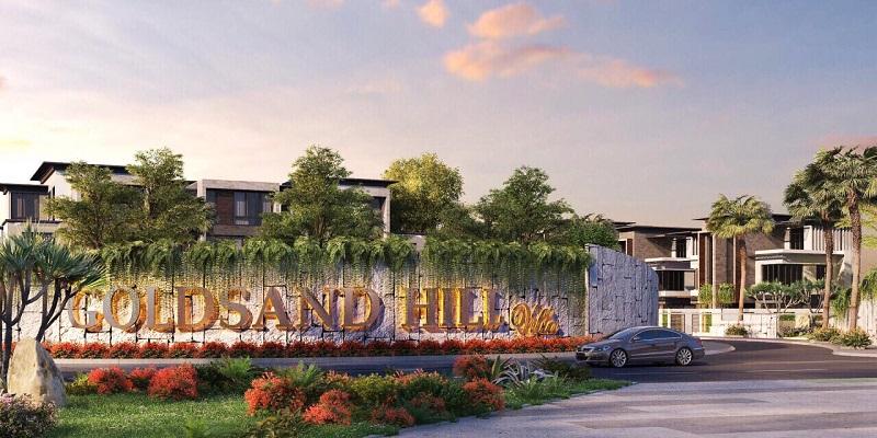 cong chao du an golfsand hill villa