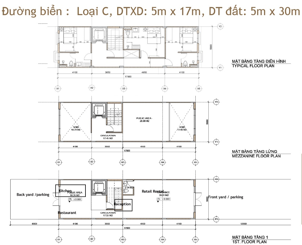 layout biet thu shophouse villa hamptons ho tram