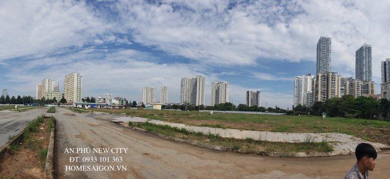 thuc te du an an phu new city