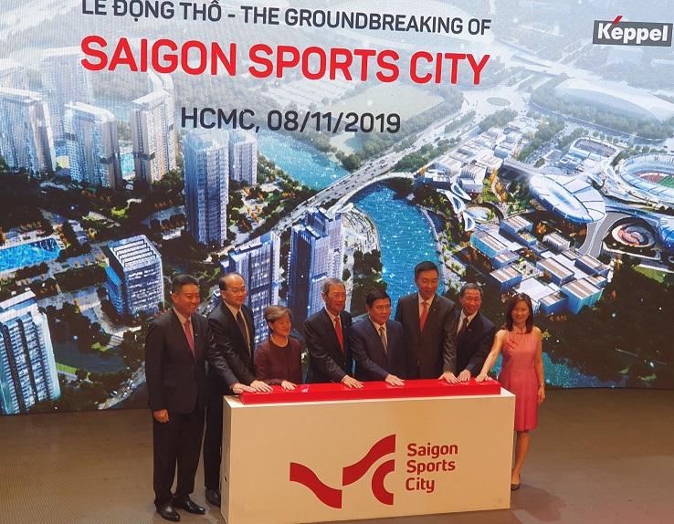 dong tho du an saigon sport city