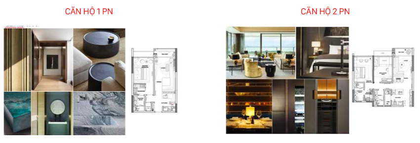 Thiết kế Layout căn hộ The River