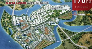 Dự án Waterfront City