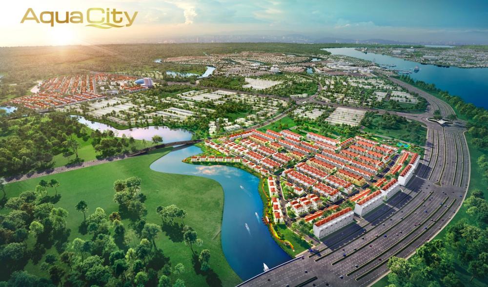 Phân khu River Park 1 - Aqua City