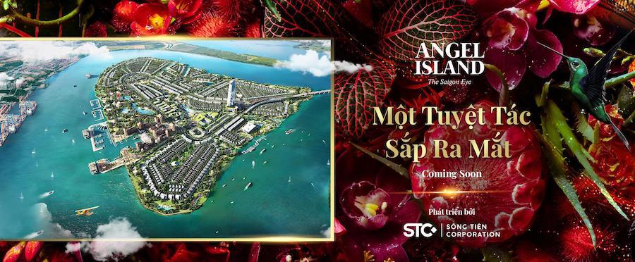Sắp ra mắt dự án Angel Island