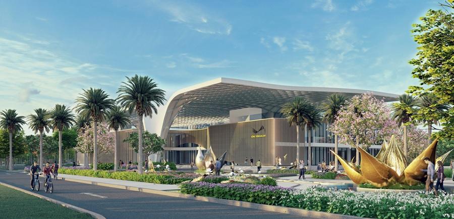 Trung tâm triển lãm Đảo Tiên