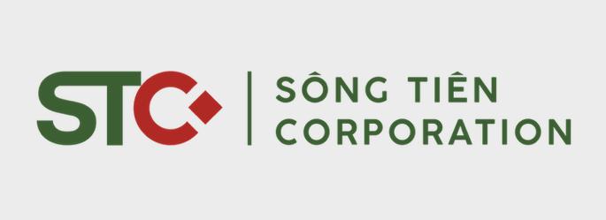 Logo Sông Tiên Corp